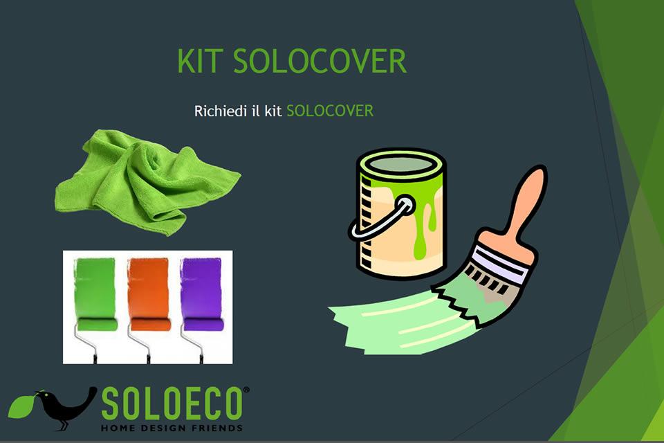 SoloCover vernice colorata